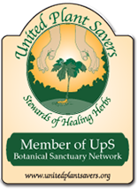 UpS Botanical Sanctuary Logo