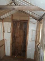 insuated interior crib door