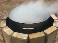 steamy cauldron