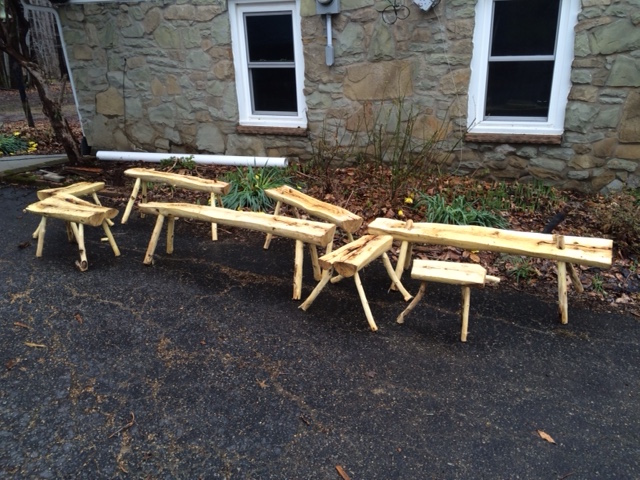 bench stampede